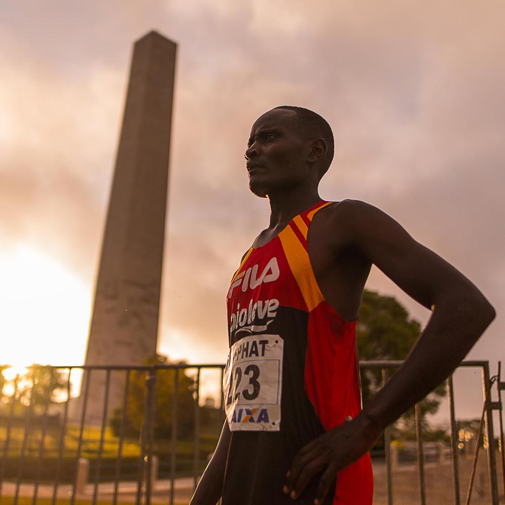 b6b54142829 Pelo 4º ano consecutivo Fila é marca esportiva oficial da Maratona  Internacional de São Paulo