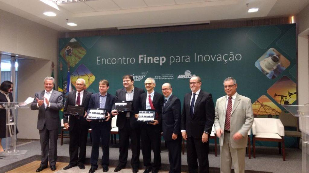 Entrega Finep NE 2017