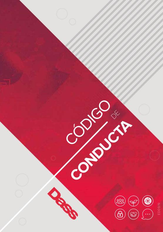 Código de Conducta - Grupo Dass