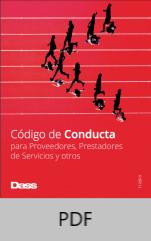 Código de Conduta para Fornecedores e Prestadores de Serviços